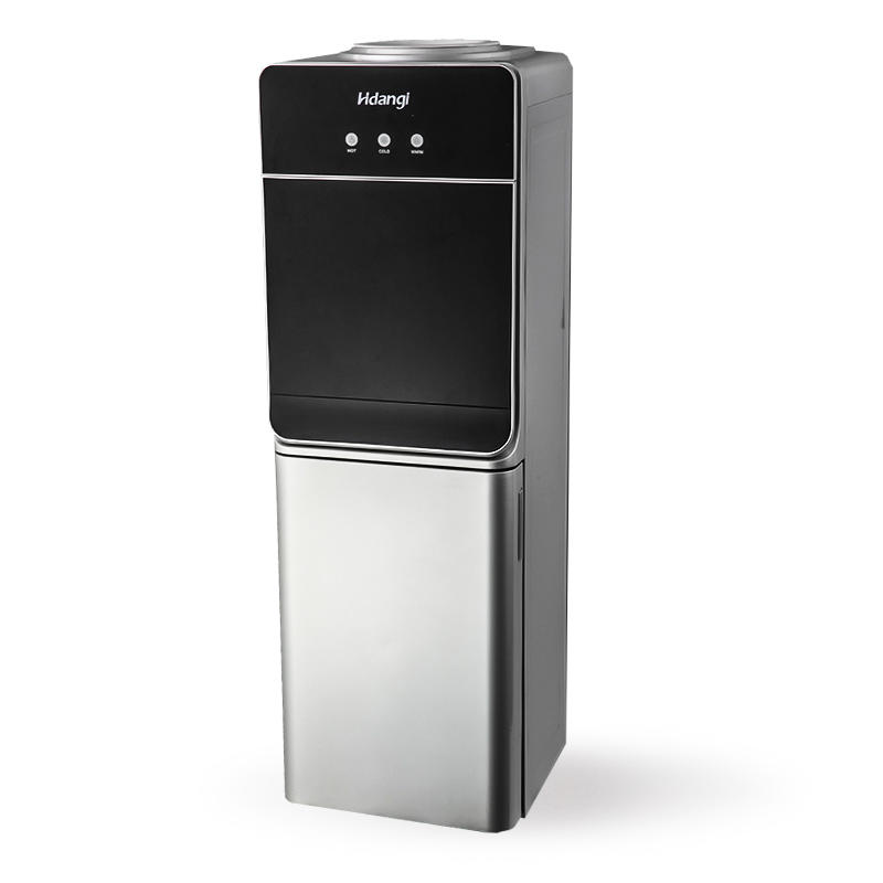 New Design Water Dispenser With Refrigerator HD-1723